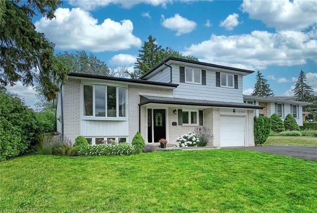 1392 Ester Drive, Burlington, ON L7P 1L6 (MLS #40133710) :: Envelope Real Estate Brokerage Inc.
