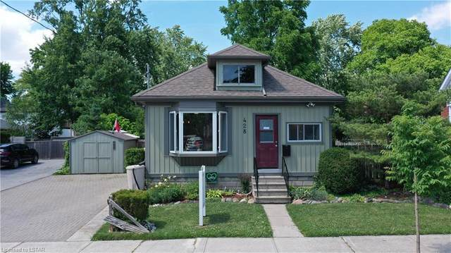 428 Moore Street, London, ON N6C 2C2 (MLS #40133829) :: Forest Hill Real Estate Collingwood
