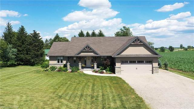 35476 Mitchell Line, Lucan, ON N0M 2J0 (MLS #40133835) :: Forest Hill Real Estate Collingwood