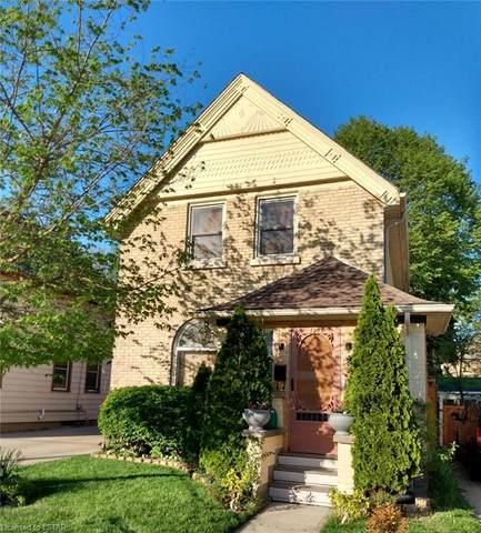 150 Dreaney Avenue, London, ON N5Z 1W8 (MLS #40133904) :: Forest Hill Real Estate Collingwood