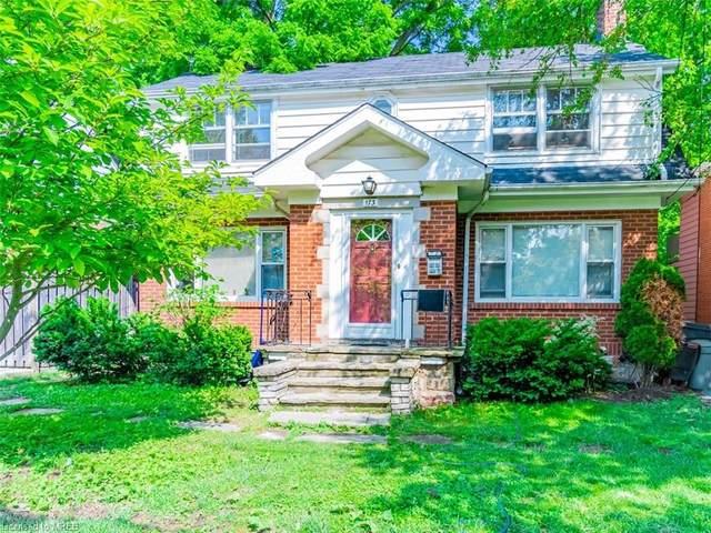 173 Cline Avenue S, Hamilton, ON L8S 1X3 (MLS #40133948) :: Forest Hill Real Estate Collingwood