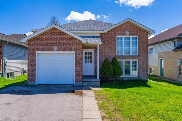 246 Thurman Circle, London, ON N5V 4Z1 (MLS #40133975) :: Forest Hill Real Estate Collingwood