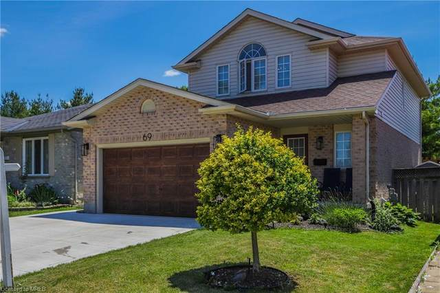 69 Bournemouth Drive, London, ON N5V 4T2 (MLS #40134050) :: Forest Hill Real Estate Collingwood