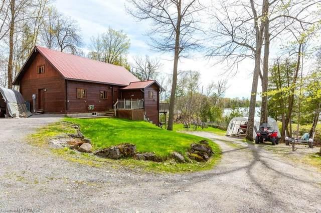 118 Mukwa Bay Estates Road, Curve Lake, ON K0L 1R0 (MLS #40134063) :: Forest Hill Real Estate Collingwood