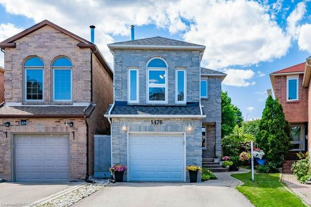1476 Prince John Circle, Oakville, ON L6J 6S8 (MLS #40134247) :: Envelope Real Estate Brokerage Inc.