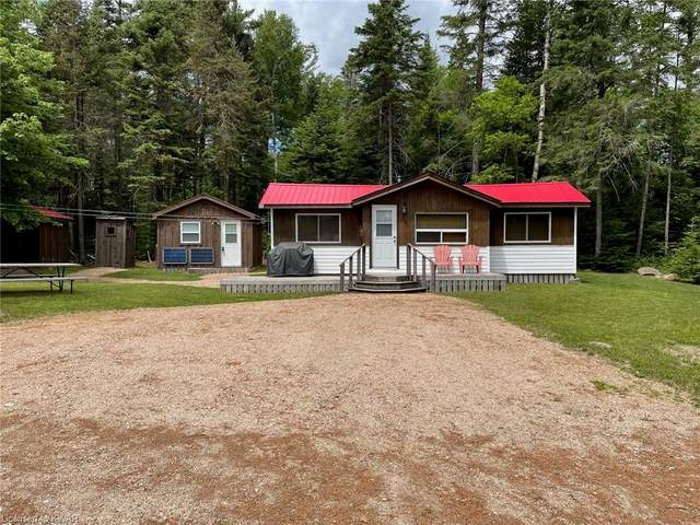 289 King Lake Road, South River, ON P0A 1X0 (MLS #40134521) :: Forest Hill Real Estate Collingwood