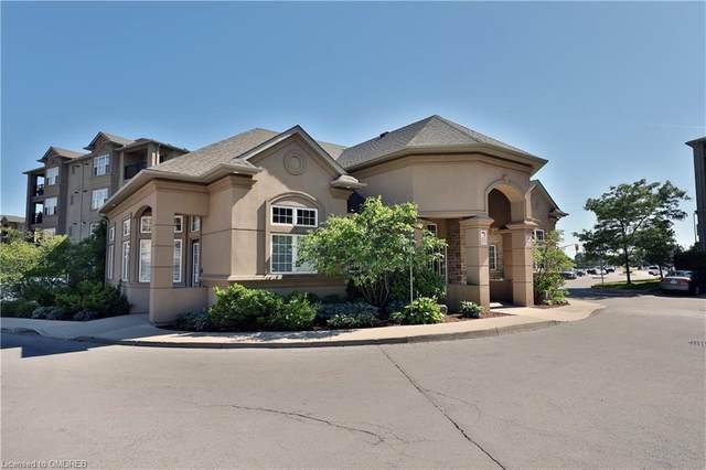 2085 Appleby Line #403, Burlington, ON L7L 7H4 (MLS #40134915) :: Forest Hill Real Estate Collingwood