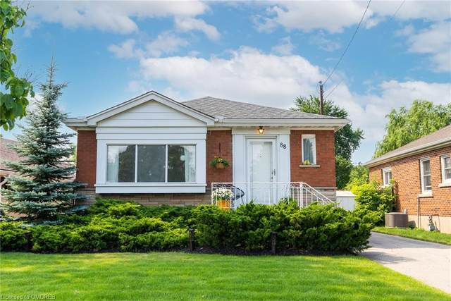 88 South Bend Road E, Hamilton, ON L9A 2B1 (MLS #40135118) :: Forest Hill Real Estate Collingwood