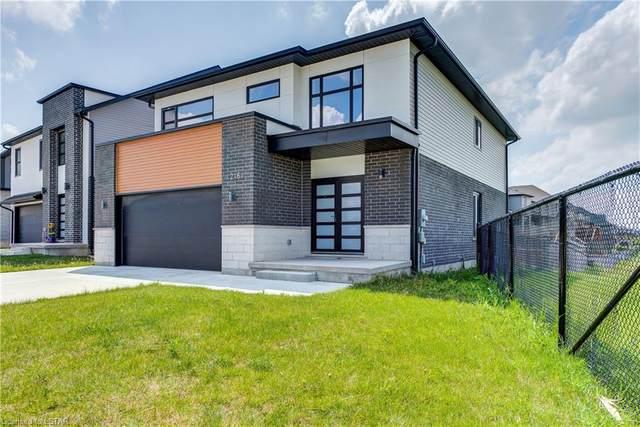 2464 Tokala Trail, London, ON N6G 0M5 (MLS #40135171) :: Envelope Real Estate Brokerage Inc.