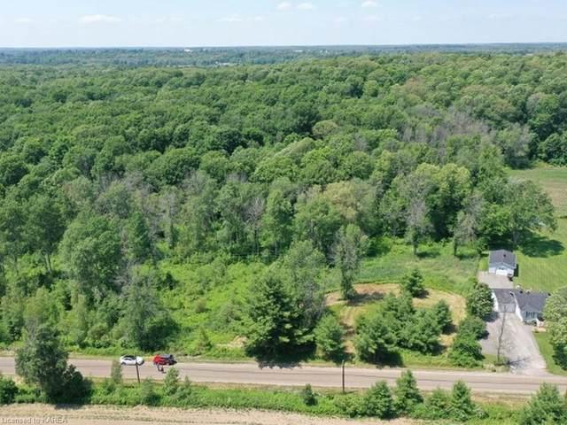 0 Hallecks Road E, Brockville, ON K6V 5T3 (MLS #40135782) :: Forest Hill Real Estate Collingwood