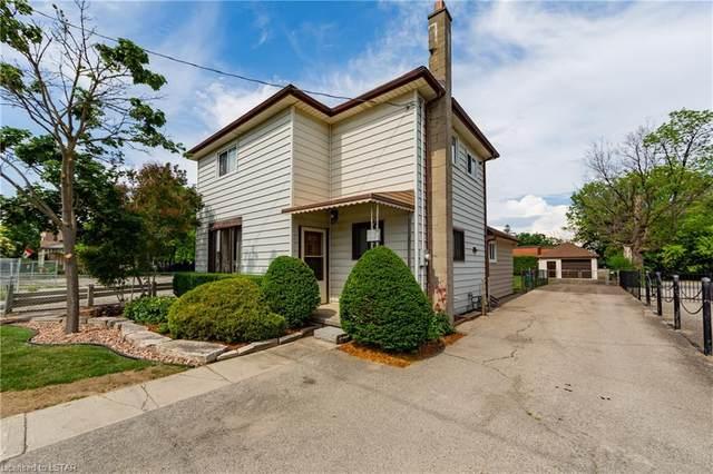 4410 Colonel Talbot Road, London, ON N6P 1B6 (MLS #40136105) :: Envelope Real Estate Brokerage Inc.