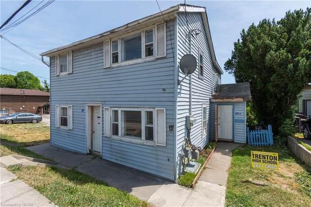 199 Dundas Street E, Trenton, ON K8V 1L7 (MLS #40136128) :: Forest Hill Real Estate Collingwood