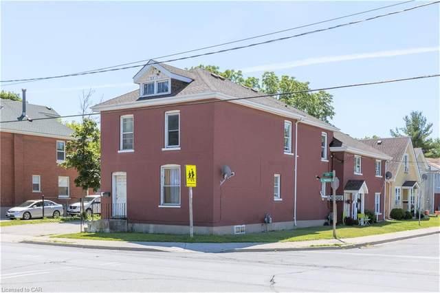 69-71 Cedar Street, Cambridge, ON N1S 1V5 (MLS #40136286) :: Forest Hill Real Estate Collingwood