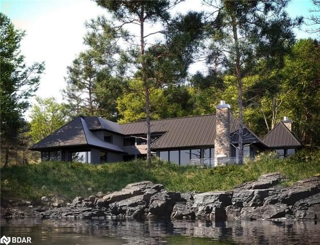 LOT 58 West Shore Rd Road, Haliburton, ON K0M 2S0 (MLS #40136748) :: Forest Hill Real Estate Collingwood