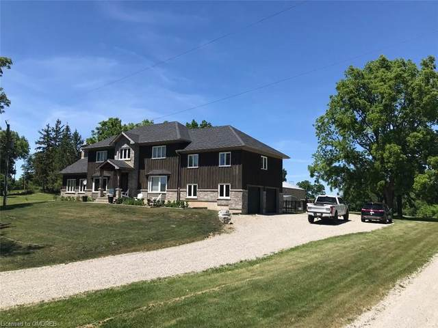 2210 Highway 54, Caledonia, ON N3W 1Y4 (MLS #40136780) :: Forest Hill Real Estate Collingwood