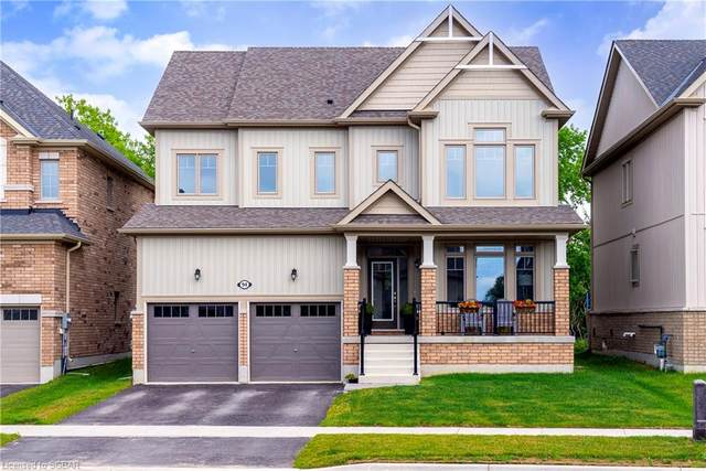 94 Kirby Avenue, Collingwood, ON L9Y 4B6 (MLS #40136909) :: Forest Hill Real Estate Collingwood