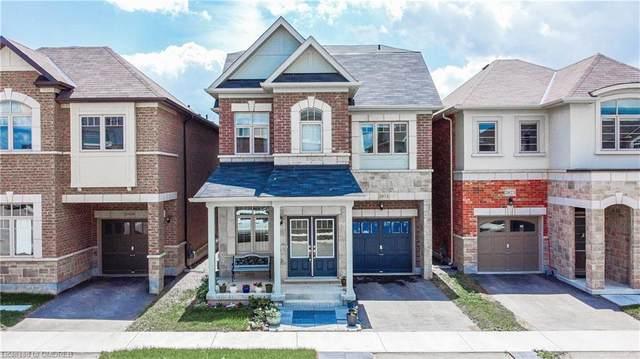3871 Tufgar Crescent, Burlington, ON L7M 1N7 (MLS #40137047) :: Forest Hill Real Estate Collingwood
