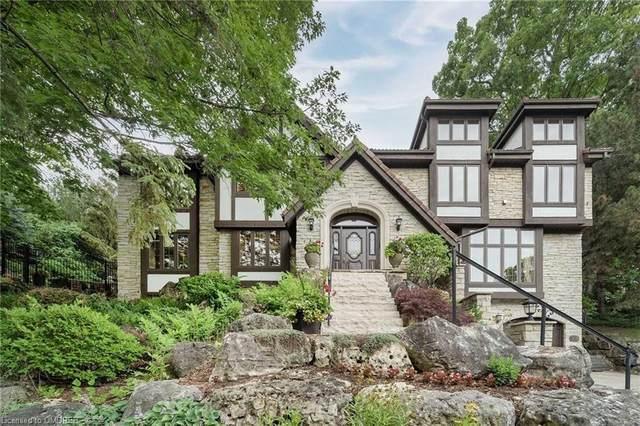 129 Oaklands Park Court, Burlington, ON L7T 4G9 (MLS #40137150) :: Forest Hill Real Estate Collingwood