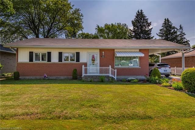 125 Elizabeth Drive E, Gananoque, ON K7G 1P4 (MLS #40137270) :: Forest Hill Real Estate Collingwood
