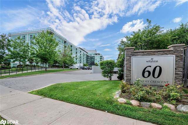 60 Fairfax Crescent #201, Scarborough, ON M1L 0E1 (MLS #40137335) :: Forest Hill Real Estate Collingwood