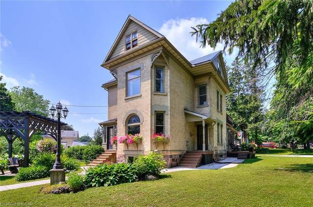 105 Colcleugh Avenue, Mount Forest, ON N0G 2L1 (MLS #40137360) :: Forest Hill Real Estate Collingwood