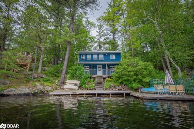 51 Severn River Shore, Coldwater, ON L0K 1E0 (MLS #40137374) :: Forest Hill Real Estate Collingwood