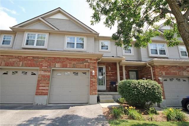 30 Imperial Road S #52, Guelph, ON N1K 1V2 (MLS #40137375) :: Forest Hill Real Estate Collingwood