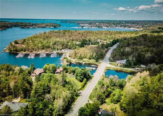 LT 32 Rose Point Road, Parry Sound, ON P2A 2P6 (MLS #40137415) :: Envelope Real Estate Brokerage Inc.