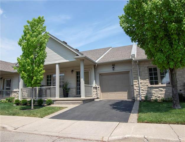 130 Southbrook Drive #46, Binbrook, ON L0R 1C0 (MLS #40137501) :: Forest Hill Real Estate Collingwood