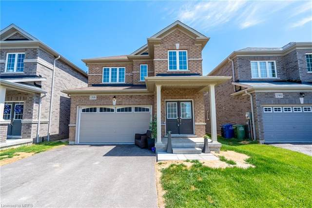 188 Werry Avenue Avenue, Southgate, ON N0C 1B0 (MLS #40137669) :: Forest Hill Real Estate Collingwood