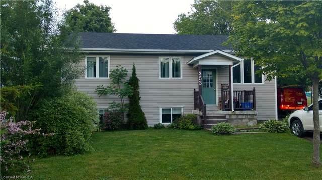353 Charles Street N, Gananoque, ON K7G 1V6 (MLS #40137728) :: Forest Hill Real Estate Collingwood