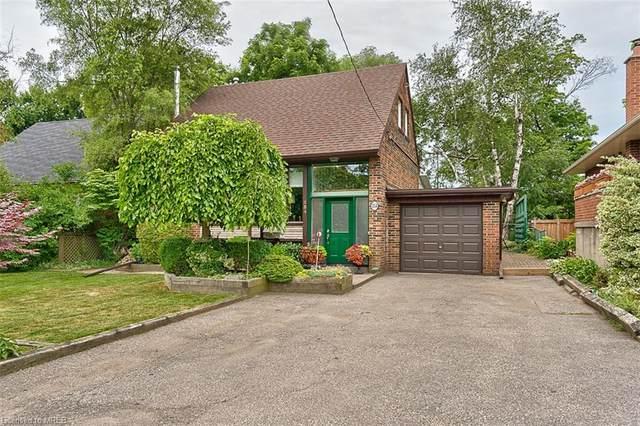 334 Renforth Drive, Toronto, ON M9C 2L5 (MLS #40137859) :: Forest Hill Real Estate Collingwood