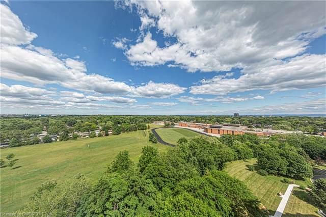 5090 Pinedale Avenue #1201, Burlington, ON L7L 5V8 (MLS #40137880) :: Forest Hill Real Estate Collingwood