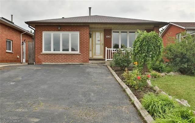 1065 Upper Gage Avenue, Hamilton, ON L8V 5B2 (MLS #40137902) :: Forest Hill Real Estate Collingwood