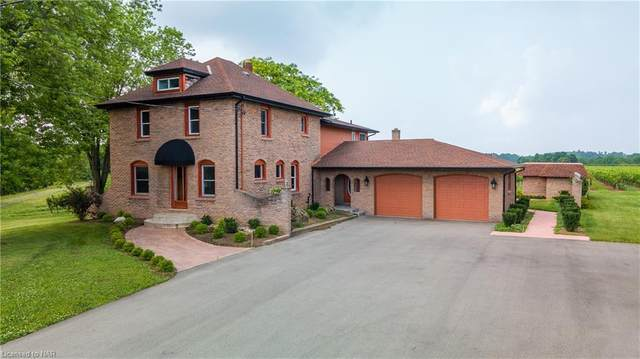 1967 Glass Avenue, St. Catharines, ON L2R 6P9 (MLS #40138085) :: Forest Hill Real Estate Collingwood