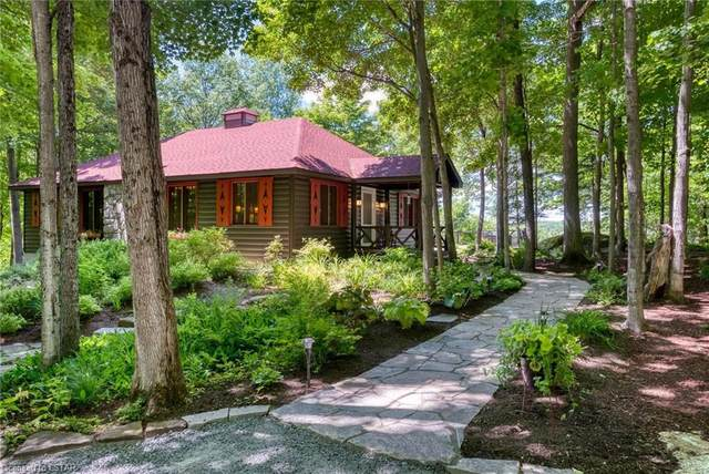 86 Swallowdale Road, Huntsville, ON P1H 2J6 (MLS #40138250) :: Forest Hill Real Estate Collingwood