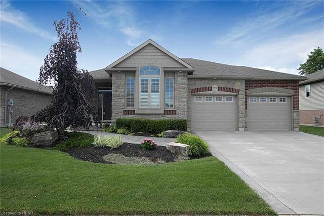 199 Sunset Drive, Mitchell, ON N0K 1N0 (MLS #40138431) :: Forest Hill Real Estate Collingwood