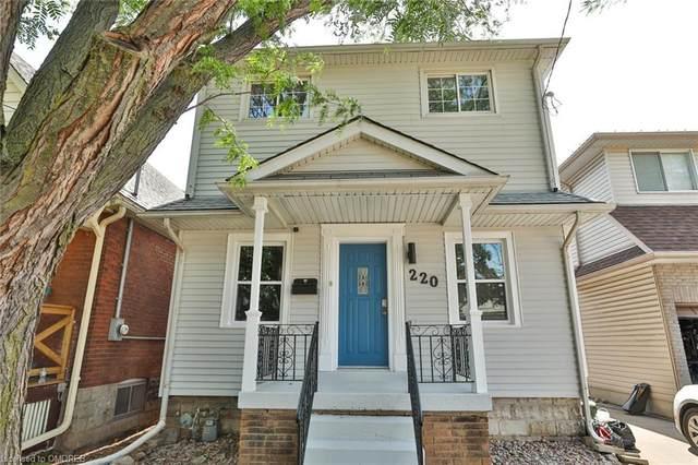 220 Weir Street N, Hamilton, ON L8H 5G3 (MLS #40138810) :: Forest Hill Real Estate Collingwood