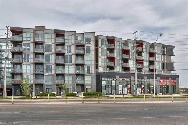 5230 Dundas Street #524, Burlington, ON L7L 0J5 (MLS #40138855) :: Forest Hill Real Estate Collingwood