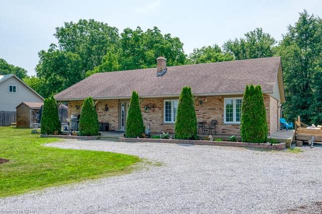 118 Colonel Talbot Road, Norfolk County, ON N4G 4G9 (MLS #40138957) :: Forest Hill Real Estate Collingwood