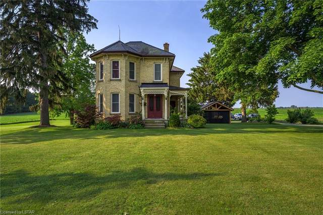 46001 Sparta Line, Sparta, ON N5P 3S8 (MLS #40139072) :: Forest Hill Real Estate Collingwood