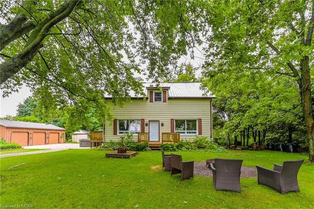 9499 Maas Park Drive, Mount Forest, ON N0G 2L0 (MLS #40139152) :: Forest Hill Real Estate Collingwood