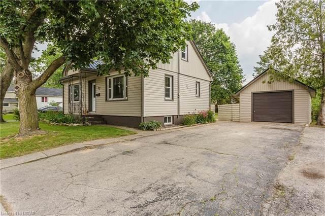 77 Fourth Avenue, Aylmer, ON N5H 2L2 (MLS #40139219) :: Forest Hill Real Estate Collingwood