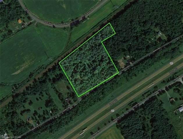 PT W 1/2 LOT 4 CON Lapierre Road, Charlottenburgh, ON K0C 2E0 (MLS #40139229) :: Forest Hill Real Estate Collingwood