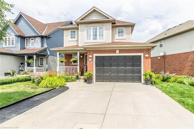 589 Mortimer Drive, Cambridge, ON N3H 5M6 (MLS #40139304) :: Forest Hill Real Estate Collingwood