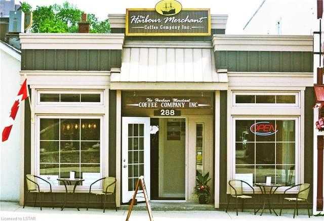 288 Bridge Street, Port Stanley, ON N5L 1C3 (MLS #40139411) :: Forest Hill Real Estate Collingwood