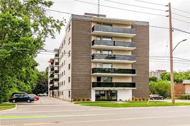 2411 New Street #501, Burlington, ON L7R 1K2 (MLS #40139636) :: Forest Hill Real Estate Collingwood