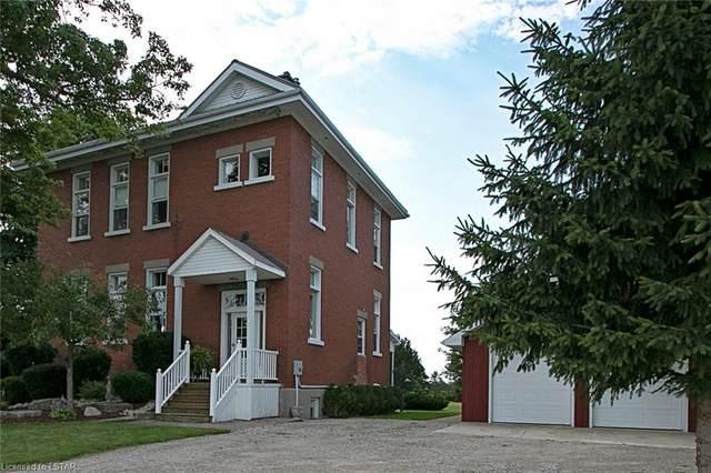 41555 Kirkton Road W, Winchelsea, ON N0K 1K0 (MLS #40139770) :: Forest Hill Real Estate Collingwood