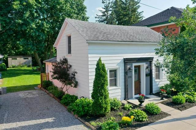 175 Douro Street, Peterborough, ON K9H 1H7 (MLS #40139790) :: Forest Hill Real Estate Collingwood