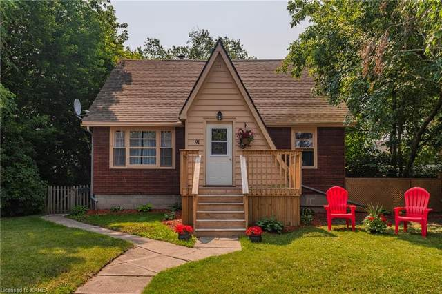 91 North Street, Gananoque, ON K7G 1L5 (MLS #40139915) :: Forest Hill Real Estate Collingwood